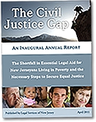 The Civil Justice Gap 2011 Report