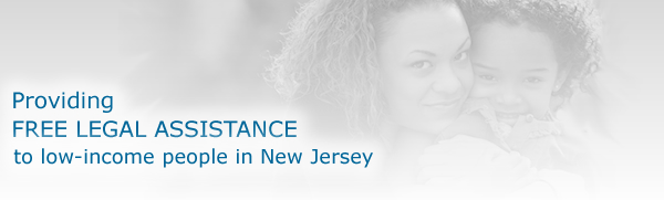 Providing Free Legal Assistance to low-income people of New Jersey