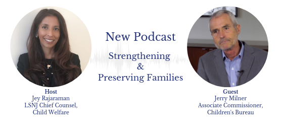 LSNJ Podcast - Families